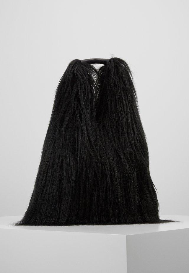 BORSA MANO - Håndveske - black