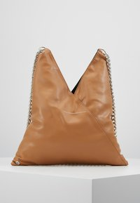 MM6 Maison Margiela - BORSA TRACOLLA - Schoudertas - brown sugar - 2