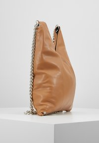 MM6 Maison Margiela - BORSA TRACOLLA - Schoudertas - brown sugar - 3