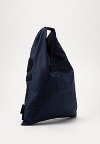 MM6 Maison Margiela - Torba na zakupy - dark blue/black - 2