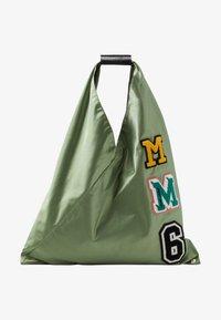 MM6 Maison Margiela - Shopper - sage - 6