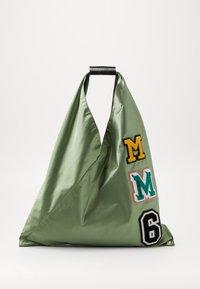 MM6 Maison Margiela - Shopper - sage - 0