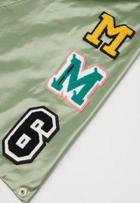 MM6 Maison Margiela - Shopper - sage - 5