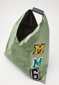 MM6 Maison Margiela - Shopper - sage - 4