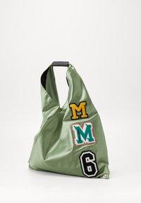 MM6 Maison Margiela - Shopper - sage - 2