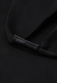 MM6 Maison Margiela - LEOPARD GIAPPONESE SMALL - Torba na zakupy - dark blue/black - 5