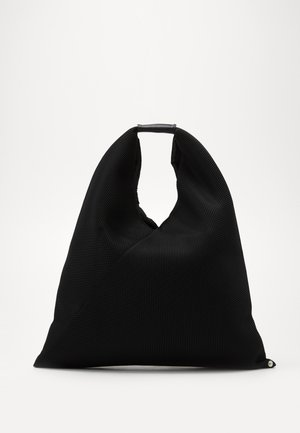 Shopping bag - dark blue/black