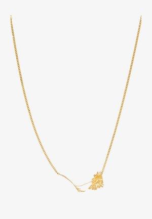 COLLANA - Necklace - gold-coloured