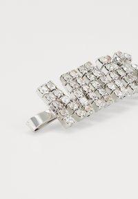 MM6 Maison Margiela - Příslušenství kvlasovému stylingu - silver-coloured - 4