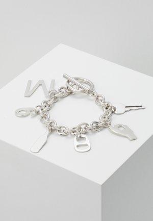 Náramek - silver