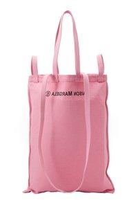 MM6 Maison Margiela - Velká kabelka - pink - 4
