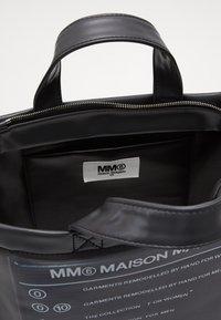 MM6 Maison Margiela - Shopping bag - black - 4