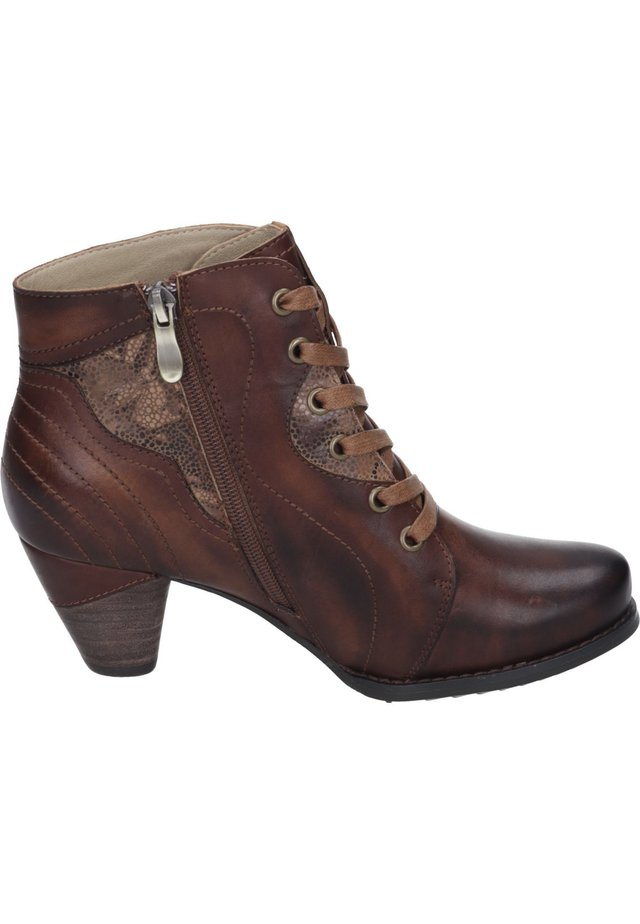 Lace-up ankle boots - nuss