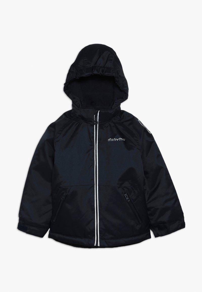 Minymo - SNOW JACKET OXFORD - Chaqueta de invierno - navy blazer
