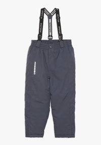 Minymo - SNOW PANT TUSSOR SOLID - Skibukser - ombre blue - 0