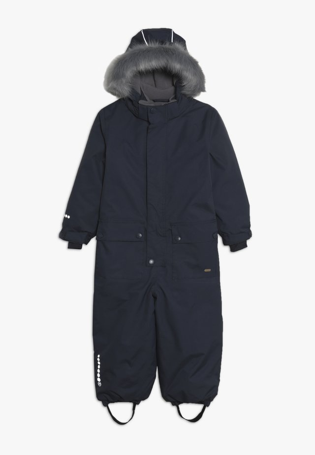 SNOWSUIT TUSSOR SOLID - Skipak - ombre blue