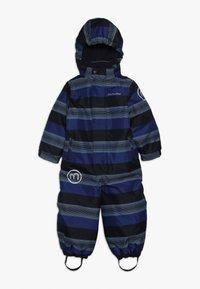 Minymo - SNOWSUIT OXFORD - Talvihaalari - placid blue - 0