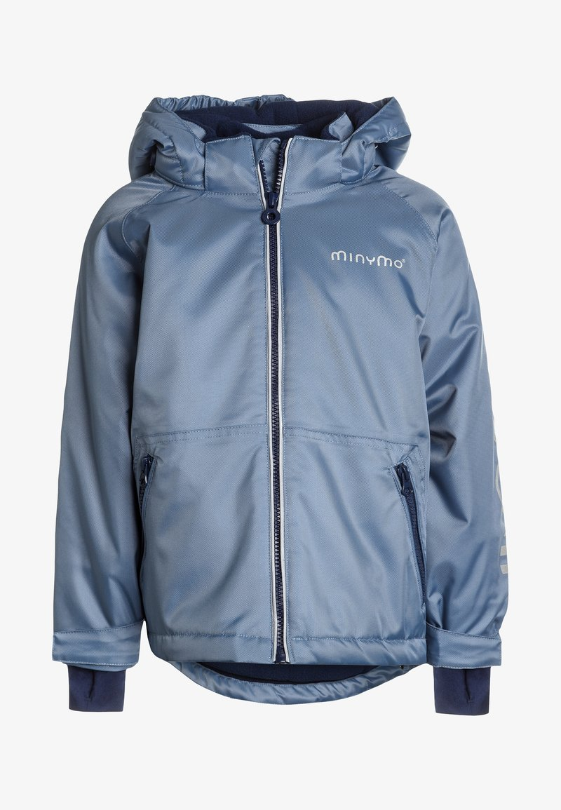 Minymo - SNOW JACKET - Winter jacket - coronet blue
