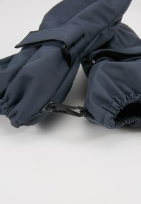 Minymo - MITTENS TUSSOR SOLID - Manoplas - ombre blue - 3