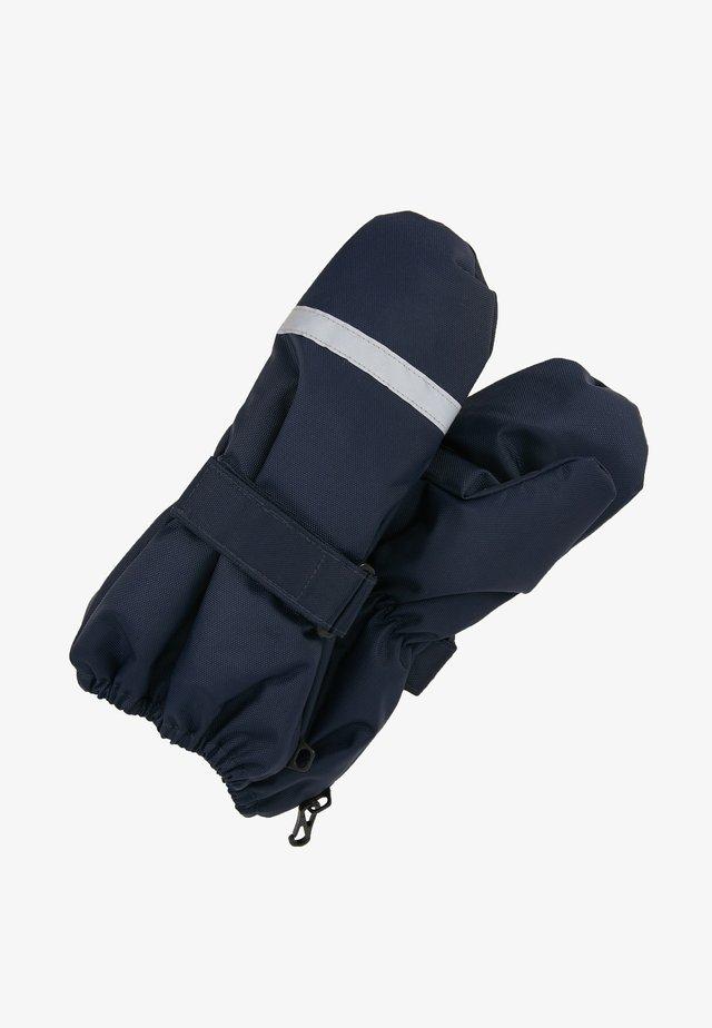 MITTEN OXFORD SOLID - Luffer - navy blazer
