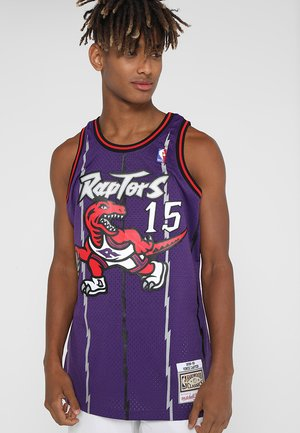 TORONTO RAPTORS VINCE CARTER ROAD - Débardeur - purple