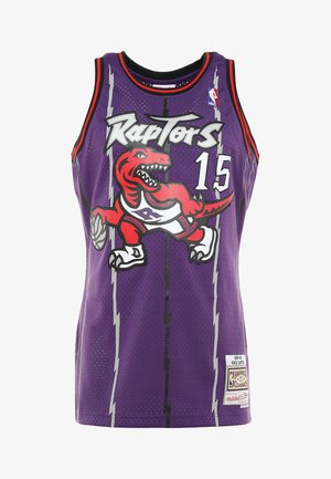 TORONTO RAPTORS VINCE CARTER ROAD - Top - purple