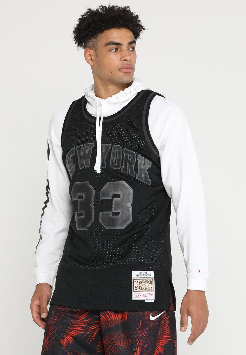 Mitchell & Ness - NBA NEW YORK KNICKS - Article de supporter - black