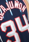 Mitchell & Ness - NBA HOUSTON ROCKETS SWINGMAN HAKEEM OLAJUWON - T-shirt de sport - navy/white