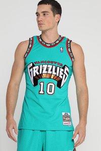 Mitchell & Ness - NBA VANCOUVER GRIZZLIES MIKE BIBBY SWINGMAN  - Funkční triko - green - 0