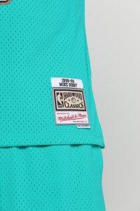 Mitchell & Ness - NBA VANCOUVER GRIZZLIES MIKE BIBBY SWINGMAN  - Funkční triko - green - 4