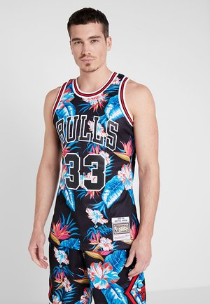 NBA CHICAGO BULLS FLORAL SWINGMAN  - Pelipaita - multi-coloured
