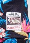 Mitchell & Ness - NBA CHICAGO BULLS FLORAL SWINGMAN  - Club wear - multi-coloured