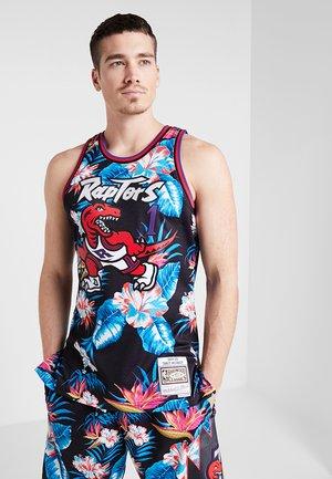 NBA TORONTO RAPTORS FLORAL SWINGMAN  - Fanartikel - multi-coloured