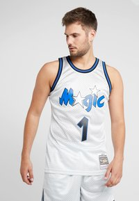 Mitchell & Ness - NBA ORLANDO MAGIC PLATINUM SWINGMAN - Squadra - silver - 0