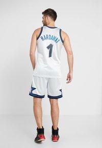 Mitchell & Ness - NBA ORLANDO MAGIC PLATINUM SWINGMAN - Squadra - silver - 2