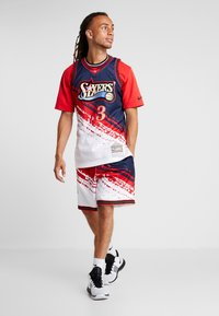 Mitchell & Ness - NBA PHILADELPHIA 76ERS INDEPENDENCE SWINGMAN - Club wear - white - 1