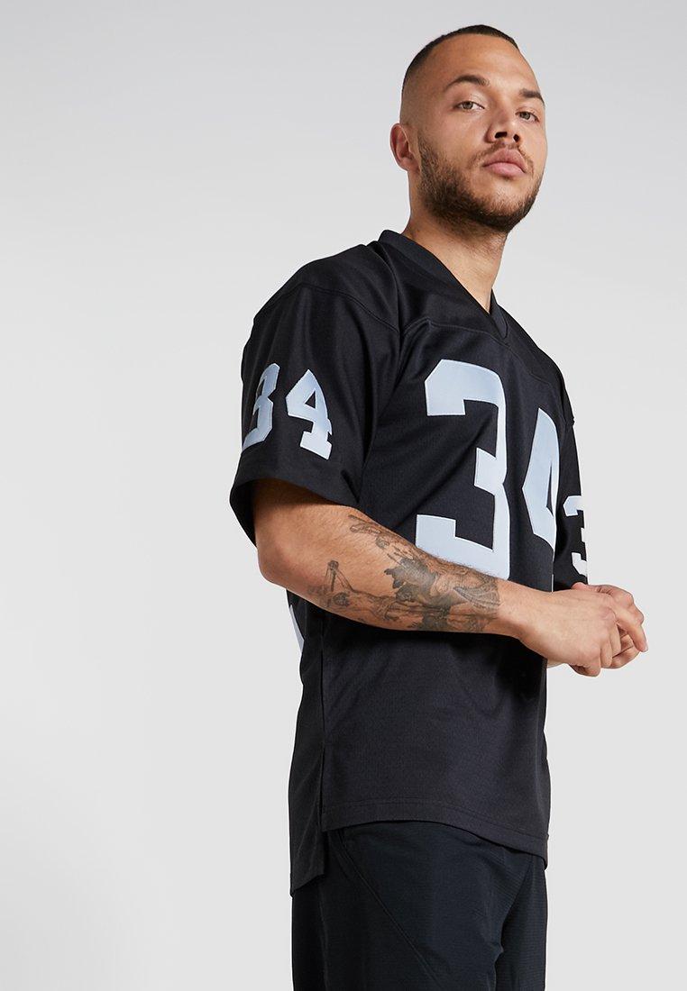 Mitchell & Ness - NFL LOS ANGELES RAIDERS LEGACY - Klubové oblečení - black