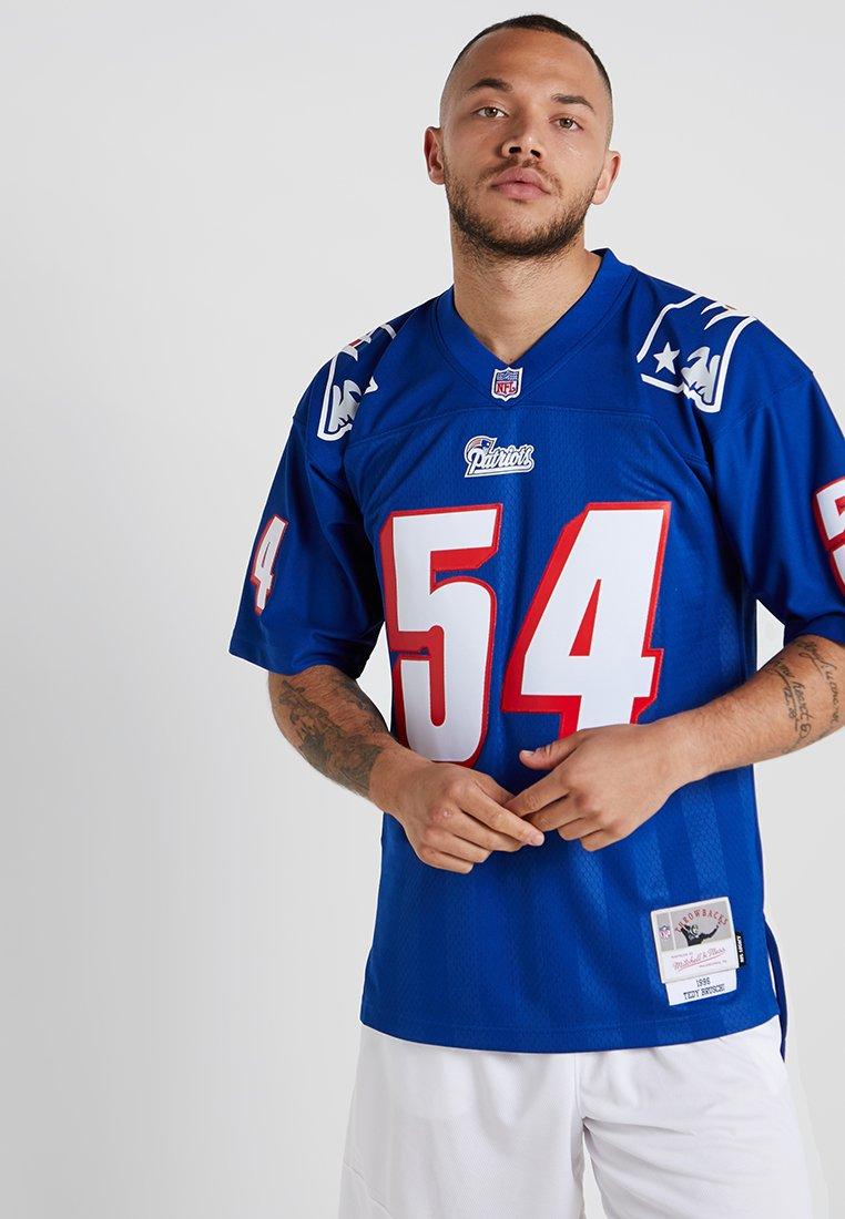 Mitchell & Ness - NFL NEW ENGLAND PATRIOTS LEGACY - Pelipaita - blue