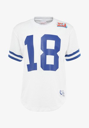 NFL INDIANAPOLIS COLTS LEGACY JERSEY - Club wear - white/blue