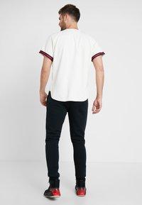 Mitchell & Ness - BASEBALL  - T-shirt imprimé - off white - 2