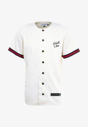 BASEBALL  - Print T-shirt - off white