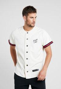Mitchell & Ness - BASEBALL  - T-shirt imprimé - off white - 0