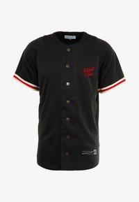 Mitchell & Ness - BASEBALL  - T-shirt imprimé - black - 4