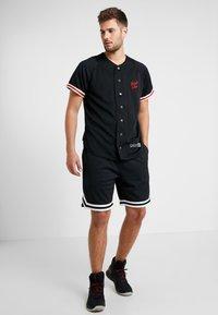 Mitchell & Ness - BASEBALL  - T-shirt imprimé - black - 1
