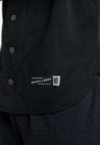 Mitchell & Ness - BASEBALL  - T-shirt imprimé - black - 5