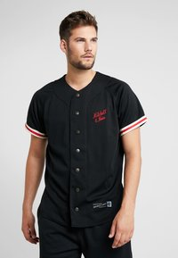 Mitchell & Ness - BASEBALL  - T-shirt imprimé - black - 0