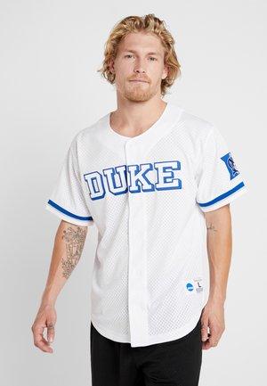 NCAA DUKE BLUE DEVILS BASEBALL  - Fanartikel - white