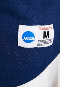 Mitchell & Ness - NCAA MICHIGAN BASEBALL - T-shirt imprimé - navy - 5