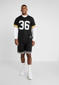 Mitchell & Ness - CREW NECK STEELERS BETTIS - T-shirt imprimé - black - 1