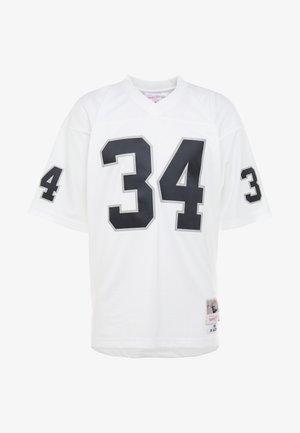 NFL LEGACY LA RAIDERS JACKSON  - Printtipaita - white